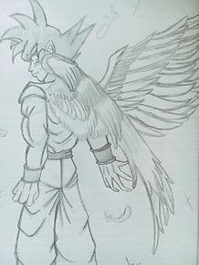 孫悟空 天使の画像(プリ画像)