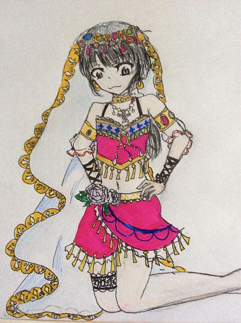 踊り子編 トド松の画像(プリ画像)