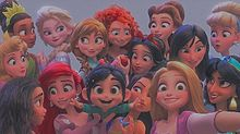 Disney Princessの画像(シュガー・ラッシュに関連した画像)
