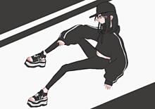 スポーティーな奥沢美咲の画像(ジャージに関連した画像)