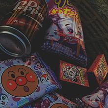 駄菓子♡の画像(ジュースに関連した画像)