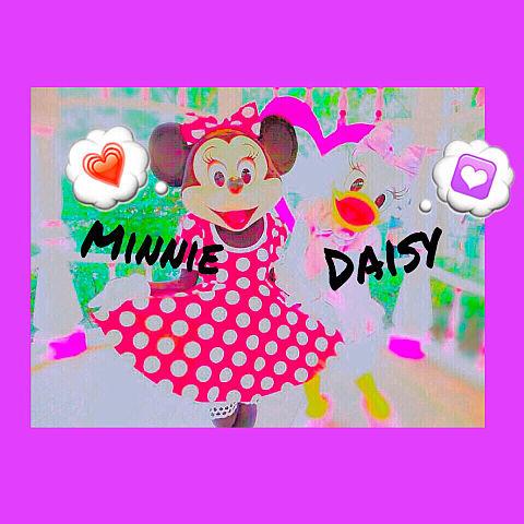 ミニー&デイジーの画像(プリ画像)