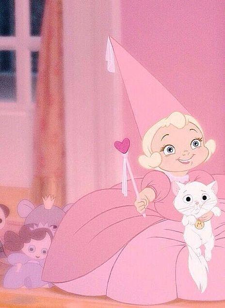 ピンクのシャーロットちゃんの画像(プリ画像)