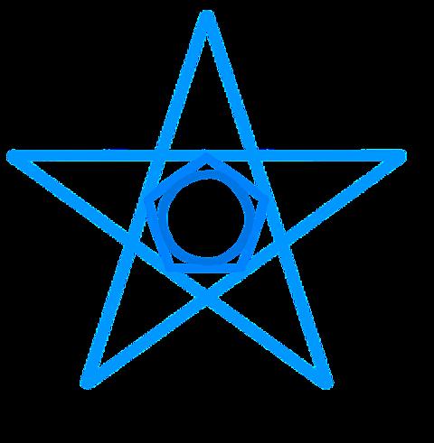 五芒星の画像(プリ画像)