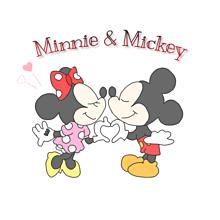 ミッキーとミニーの画像(ミッキーとミニーに関連した画像)