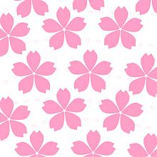桜の画像(吹雪に関連した画像)
