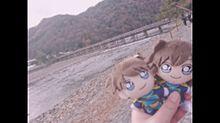 名探偵コナン 修学旅行 聖地巡礼の画像(渡月橋に関連した画像)
