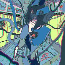 コードの女の子 プリ画像