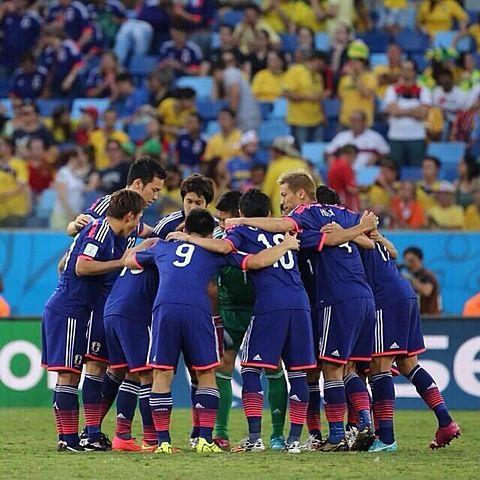 サッカー日本代表の画像 プリ画像