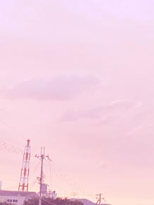 わたあめみたいな雲の画像(わたあめに関連した画像)