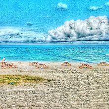 沖縄海 プリ画像
