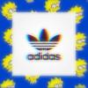 adidas  保存→ぽち プリ画像