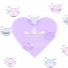 adidas 保存→ぽちの画像(プリ画像)