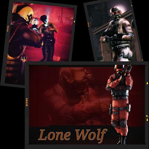 Lone Wolfの画像(プリ画像)