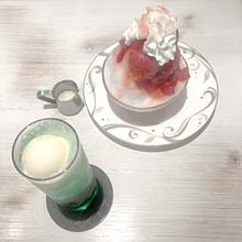真夏のかき氷の画像(SUMMERに関連した画像)