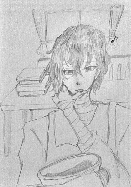 太宰さんの画像(プリ画像)