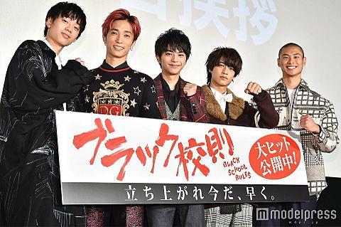 キンプリ sixtones 人気
