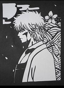 銀魂 白黒の画像(万事屋銀ちゃんに関連した画像)