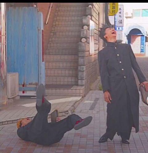 今日から俺は!!伊藤三橋京子理子今井佐川の画像(プリ画像)