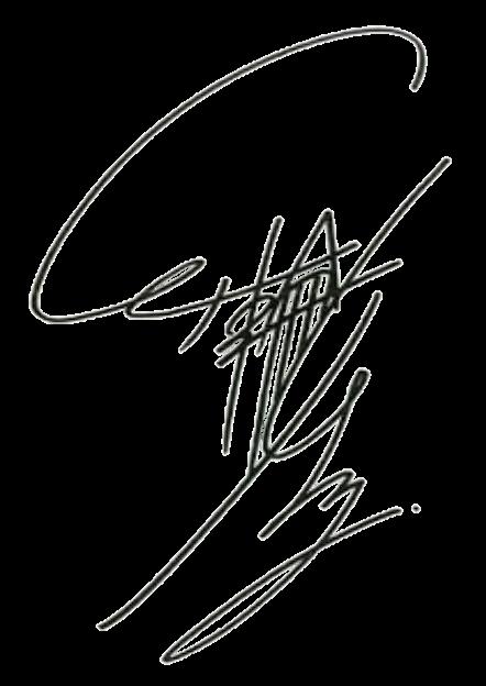 ヒカリ サイン背景透明の画像(プリ画像)