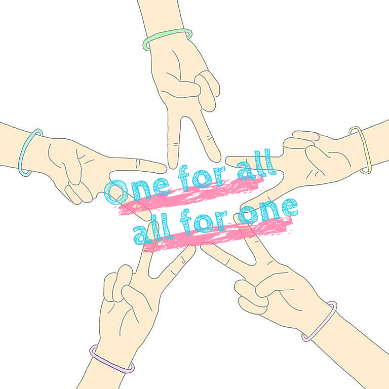 One for all all for one[701569...