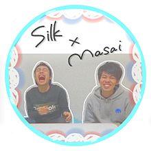 🏁  Silk Masai  . プリ画像