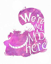 Alice in wonderland プリ画像