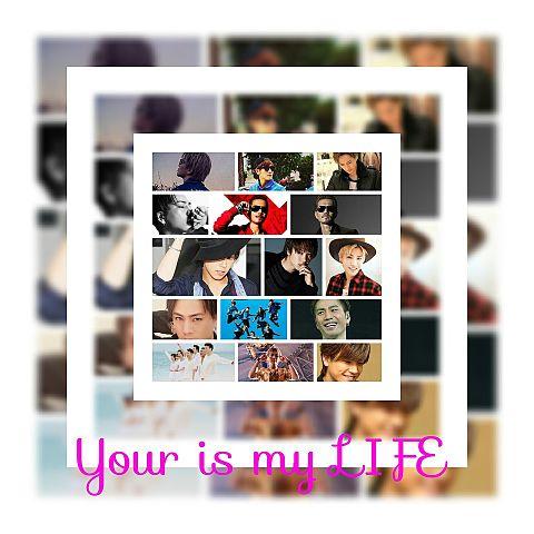 あなた達は私の命です。の画像(プリ画像)