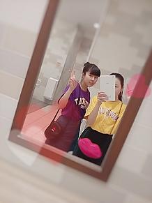 鏡♥おそろ💓 プリ画像