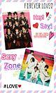 Hey! Say! JUMP Sexy Zone ホーム画面 プリ画像