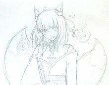 妖狐 プリ画像
