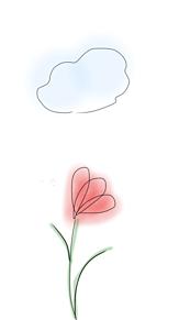 ロック画面,背景 お花の画像(お花に関連した画像)