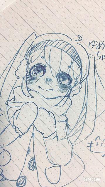オリキャラゆめちゃんの画像(プリ画像)