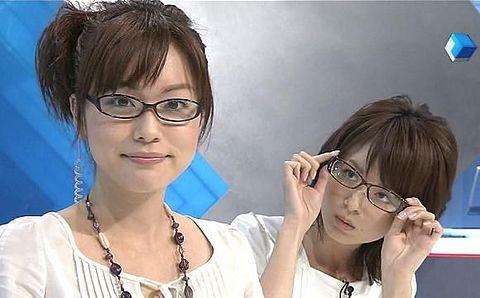 本田朋子アナと平井理央アナの画像 プリ画像