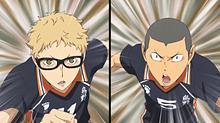 田中さんとツッキーの画像(プリ画像)
