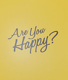 Are You Happy? 詳細へ⇨