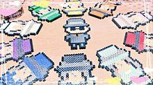 十色兄貴に囲まれるウォッカの画像(名探偵コナン ウォッカに関連した画像)