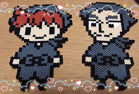 土井先生と山田先生の画像(プリ画像)