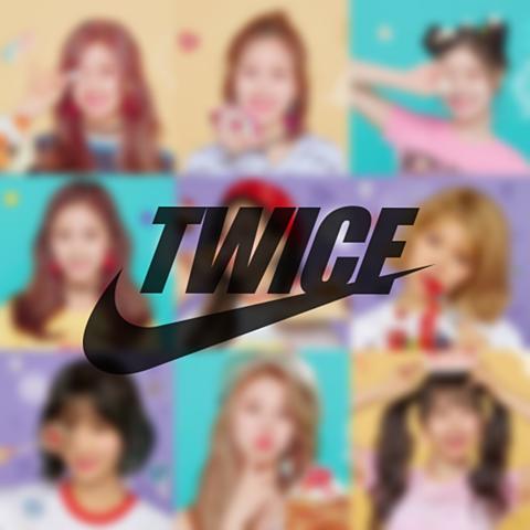 TWICE ロゴの画像(プリ画像)