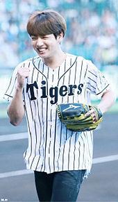 グク💗保存➝いいね👍✨の画像(かっこいい 阪神タイガースに関連した画像)