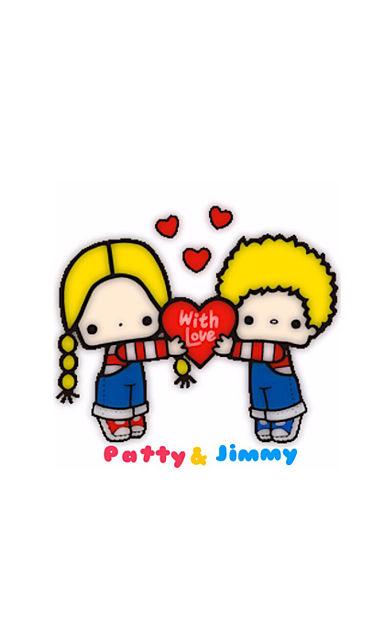 Patty&Jimmyの画像 プリ画像