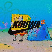 KOUMAさん 専用 ナイキ スポンジボブの画像(スポンジボブ ロゴに関連した画像)