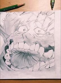 かっちゃんヘドロ事件描いてみたの画像(ヘドロに関連した画像)