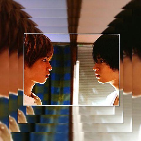 黒王子と白王子の画像(プリ画像)