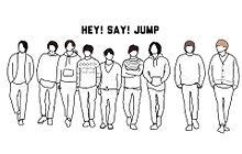Hey! Say! JUMP 山田涼介 線画の画像(線に関連した画像)