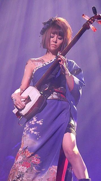 和楽器バンド 武道館 蜷川べにの画像 プリ画像