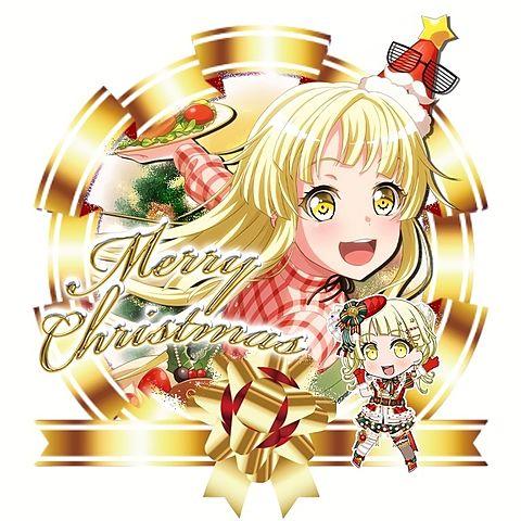 弦巻こころ Christmasアイコンの画像(プリ画像)