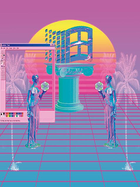 vaporwaveの画像 プリ画像