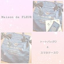 Maison de FLEUR の バ ッ グ ♡の画像(トートバッグに関連した画像)