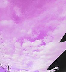 空。 プリ画像
